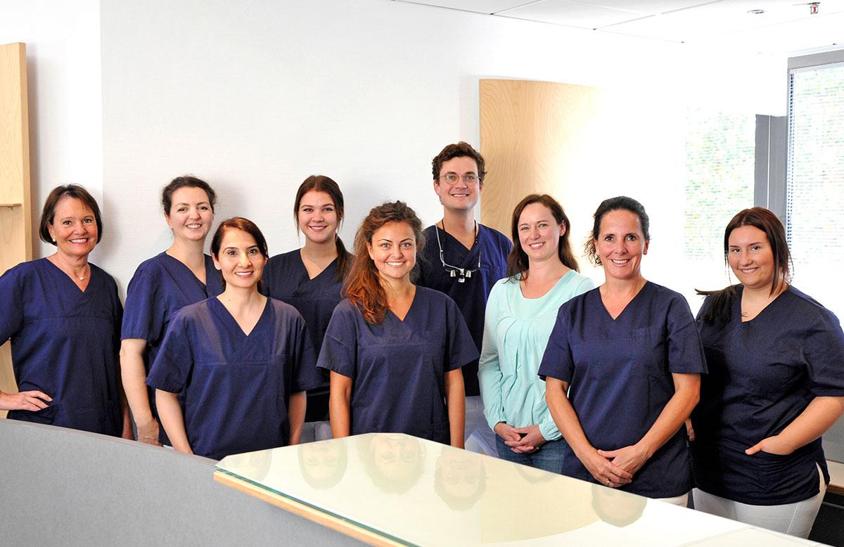 Team Zahnmedizin Blume